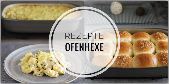 Rezepte für die Ofenhexe von Pampered Chef