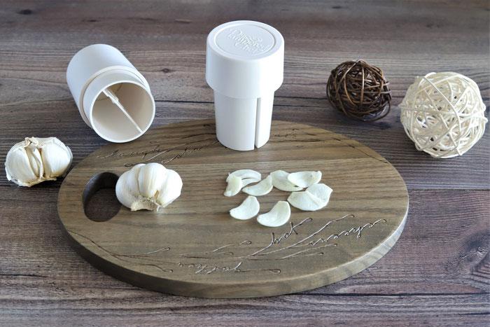 Schneider für Knoblauch oder Nüsse bzw. Schokolade von Pampered Chef