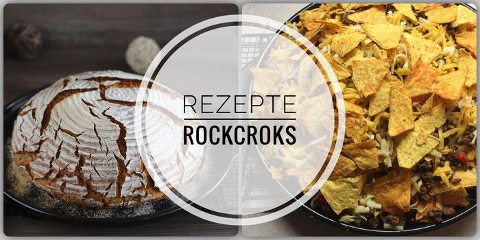 Rezepte für die Rockcrok Grillsteine und Töpfe von Pampered Chef