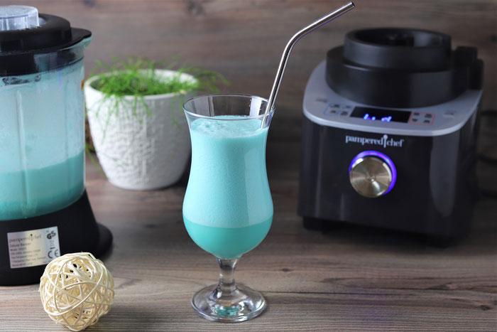 Cocktail Swimmingpool aus dem Deluxe Blender von Pampered Chef im Onlineshop bestellen