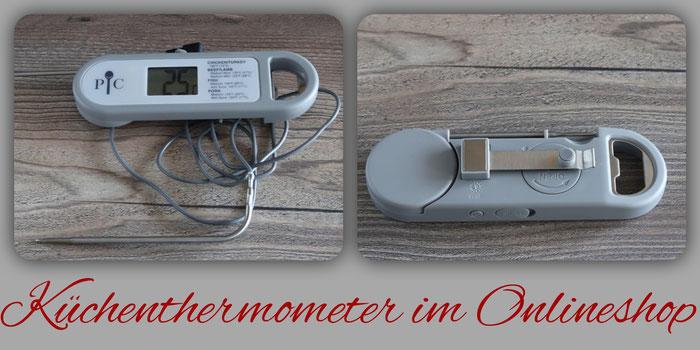 Bratthermometer Küchenthermometer von Pampered Chef im Onlineshop bestellen.