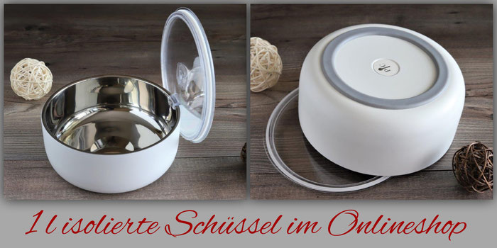 1 Liter isolierte Servierschüssel von Pampered Chef online kaufen