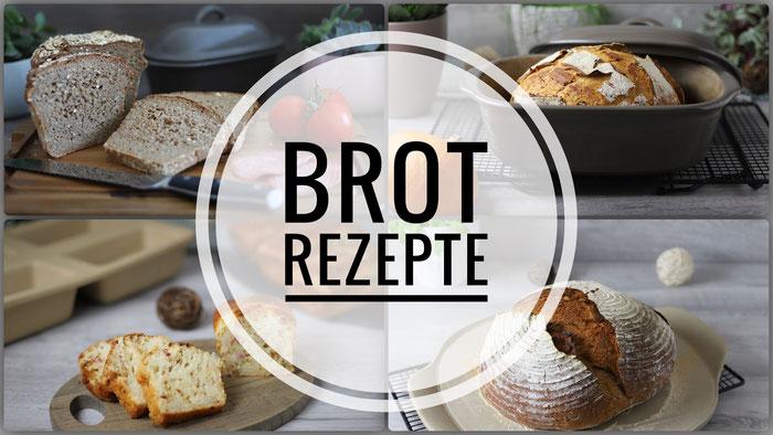 Pampered Chef Rezepte Brote für Zaubermeister und Ofenmeister, Ofenzauberei mit Pampered Chef mit Onlineshop