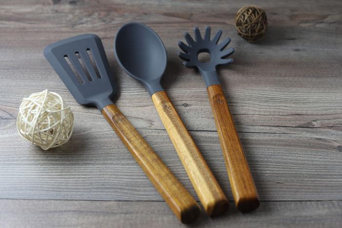 Holzbesteck von Pampered Chef online bestellen