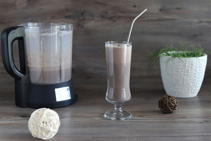 Milchshake mit Vanilleeis und Oreo Keksen aus dem Deluxe Blender von Pampered Chef im Onlineshop bestellen