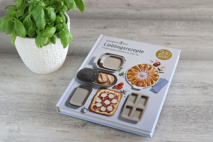 Rezeptbuch Rezepte Kochbuch und Backbuch für Pampered Chef im Onlineshop bestellen