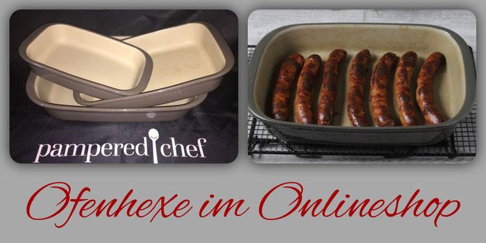 Ofenhexe als Auflaufform von Pampered Chef im Onlineshop bestellen