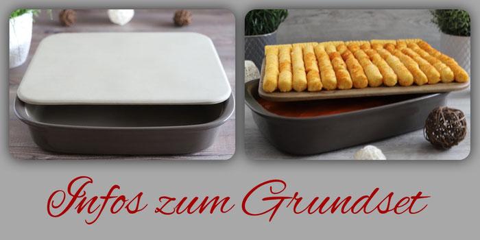 Grundset Zauberstein und Ofenhexe von Pampered Chef im Onlineshop online kaufen