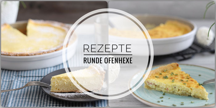 Rezepte für die runde Ofenhexe von Pampered  Chef mit Onlineshop zum bestellen von Pampered Chef Produkten