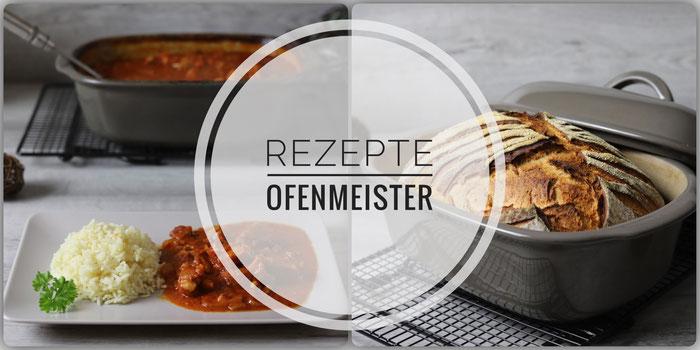 Rezepte für den Ofenmeister von Pampered Chef aus dem Onlineshop
