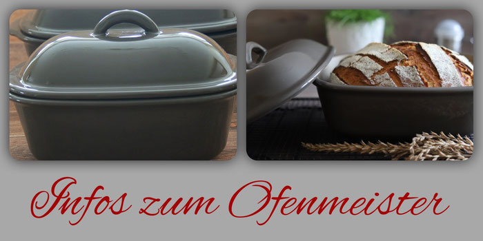 Ofenmeister Zaubermeister von Pampered Chef Brot backen Brotbackform online kaufen, Onlineshop