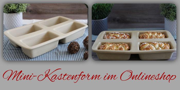 Mini-Kastenform von Pampered Chef Zauberkästchen im Onlineshop bestellen