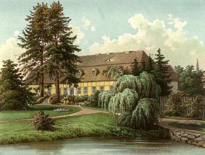 Lithographie von Alexander Duncker , Erstellt: zwischen 1857 und 1883