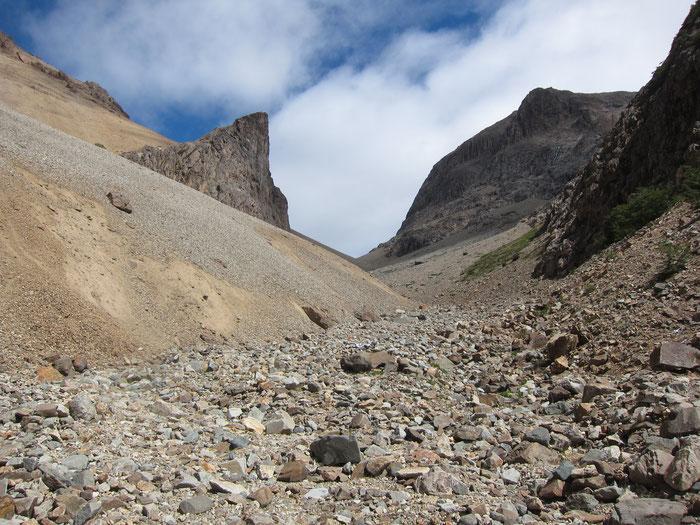 Paso Penon, Reserva Nacional Cerro Castillo