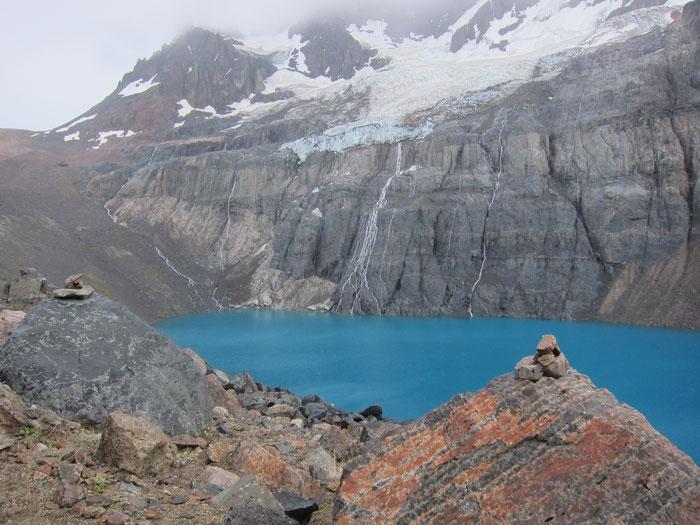 Laguna Cerro Castillo, Aysen, Patagonia, Chile