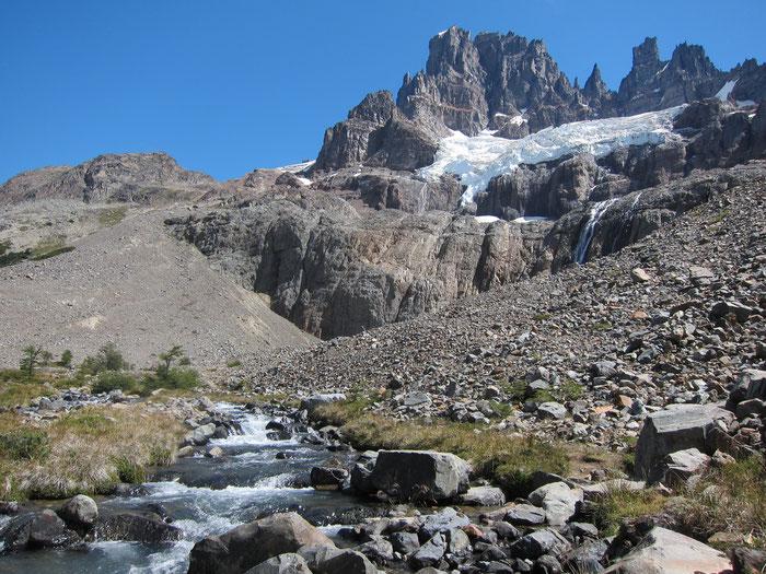 Cerro Castillo, Aysen, Patagonia, Chile