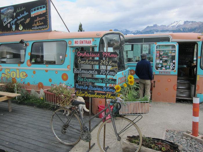 Villa Cerro Castillo, Aysen, Patagonia, Chile