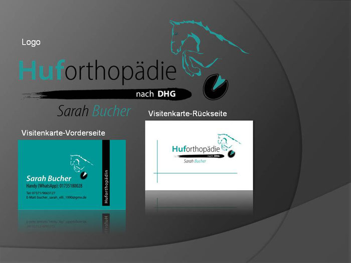 Corporate Design Logo Und Visitenkarte Ps Grafik And Design
