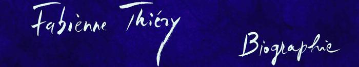Fabienne Thiéry  Biographie