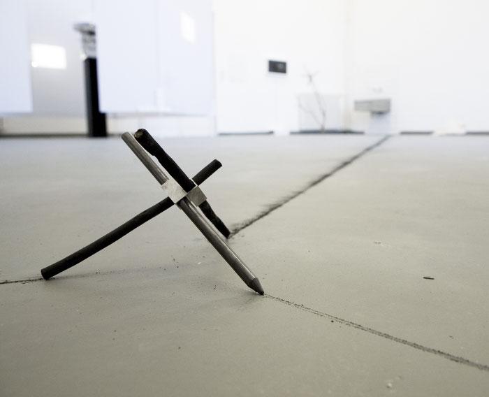 raumzeichnung ephemer 3d Kunstakademie düsseldorf