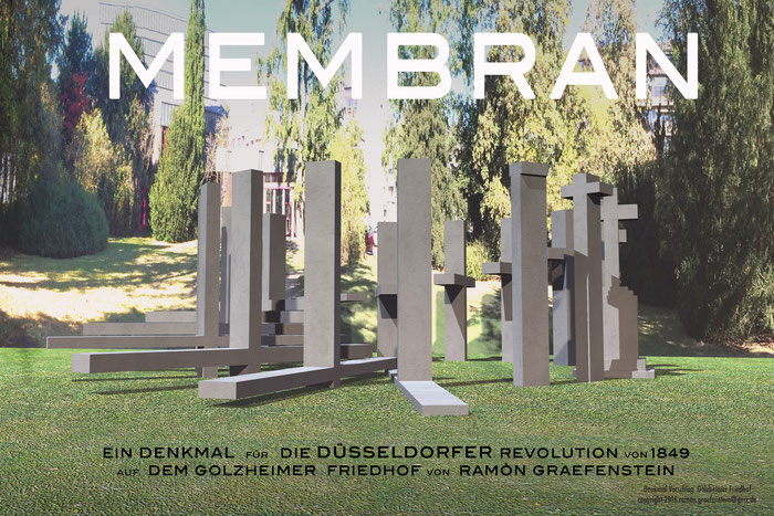 Golzheimer Friedhof  Ramon Graefenstein