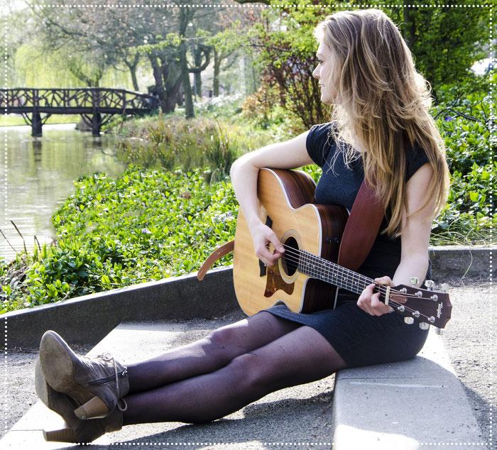 Akoestische gitaarlessen aan huis in Rotterdam