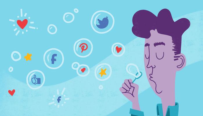 Facebookを使ってホームページを手軽に宣伝