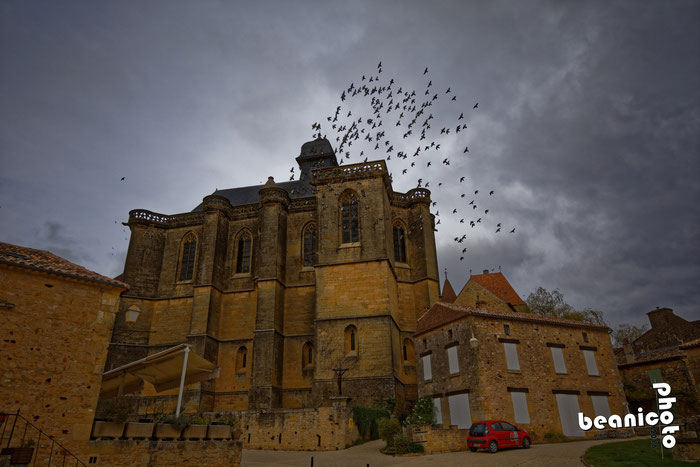 Carnet de voyage Lot et Dordogne - Château de Biron - www.beanico-photo.fr