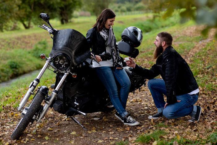 Heiratsantrag - Verlobung