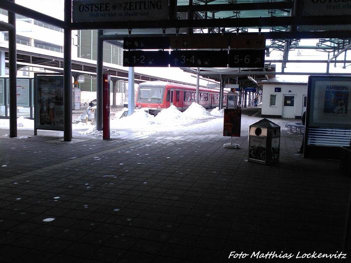 628 245 / 928 245 Im BahnhofStralsund Hbf