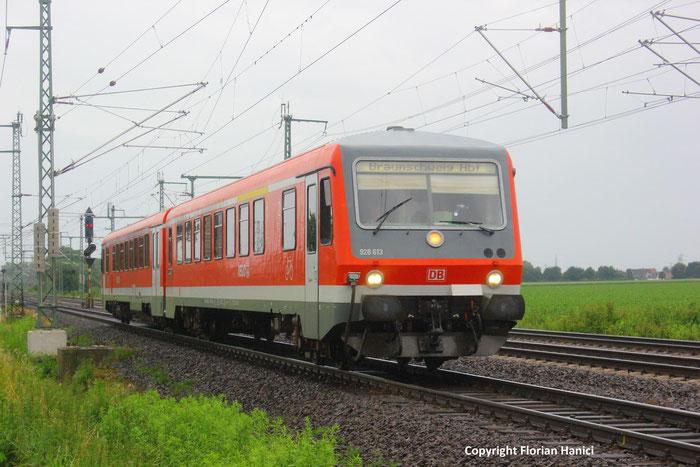 BR 628/928 In  Beddingen