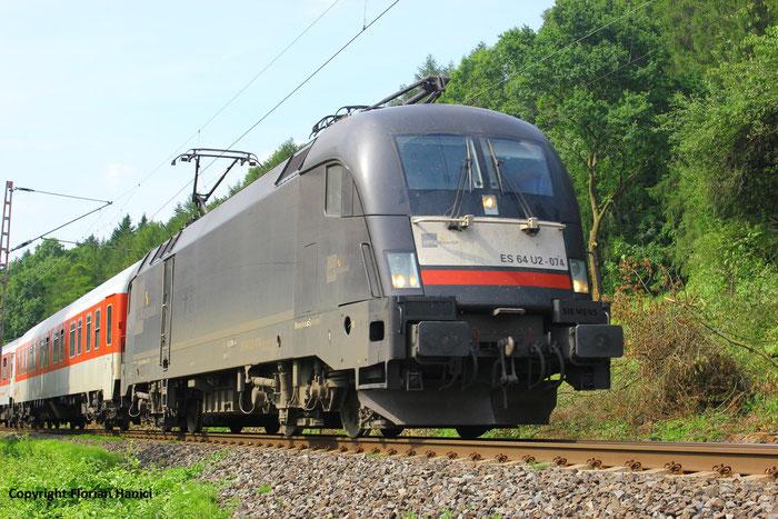 BR 182 (ES 64 U2 - 074) In Kreiensen