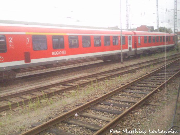 BR 628/928 Aufm Durchfahrts- & Rangiergleis Im Bahnhof Stralsund Hbf
