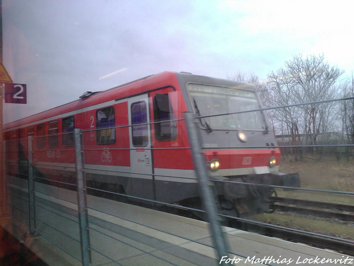 BR 628 In Teterow am 3.2.13