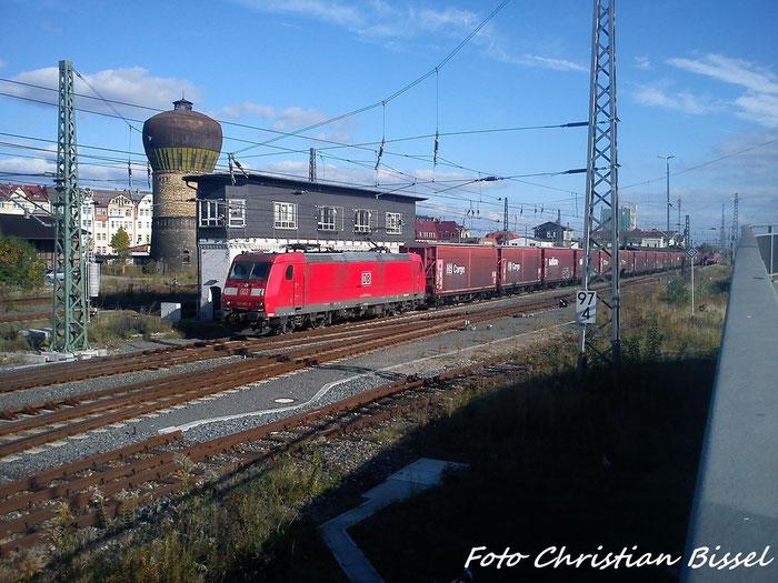 Durchfahrt Nordhausen