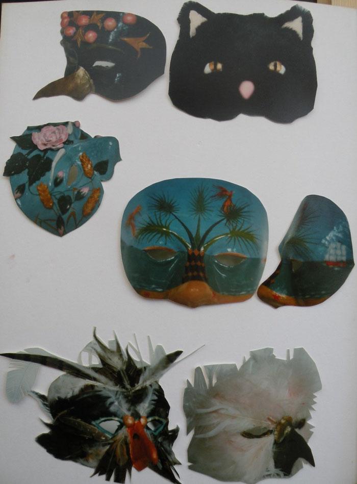 Mes premiers masques
