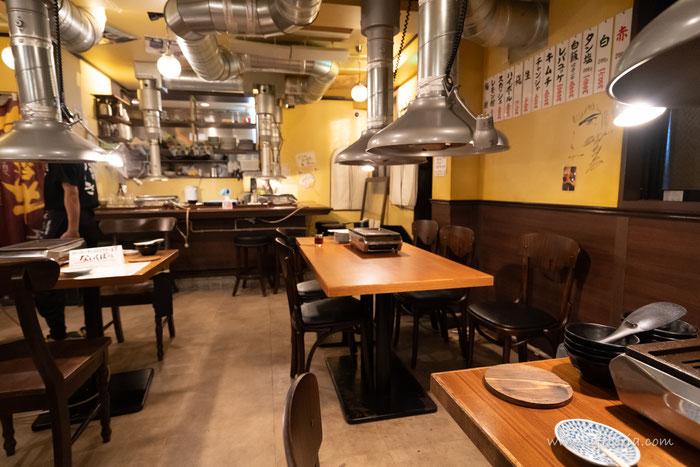 LifeTeria ブログ たれ焼肉のんき 神楽坂店