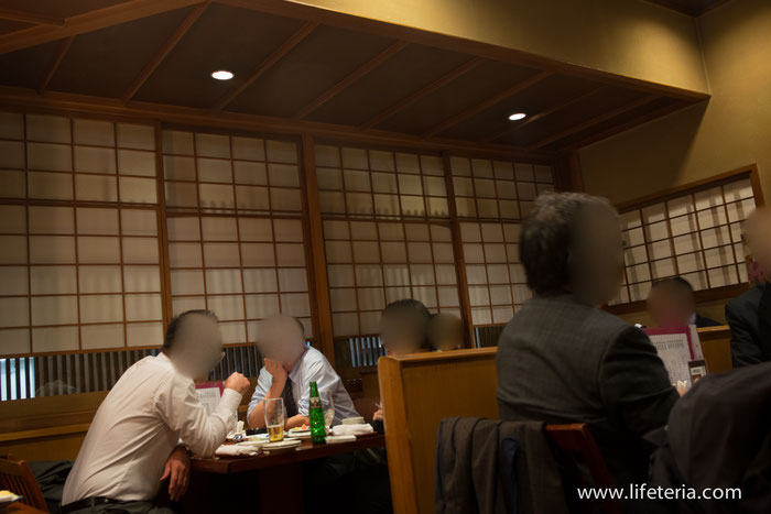 LifeTeria ブログ 日本橋 紅葉川