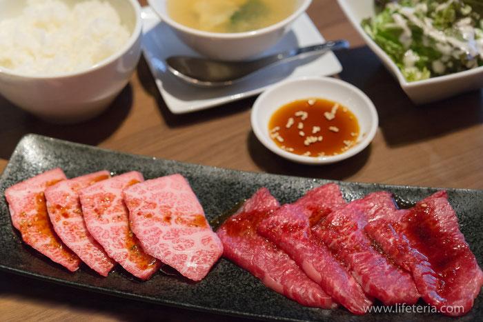 LifeTeria ブログ USHIHACHI 品川港南口店 ウシハチ 牛8