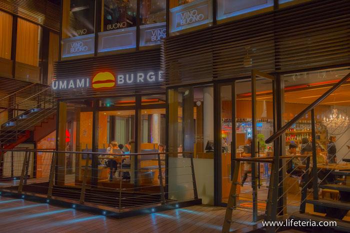 LifeTeria ブログ UMAMI BURGER 青山店