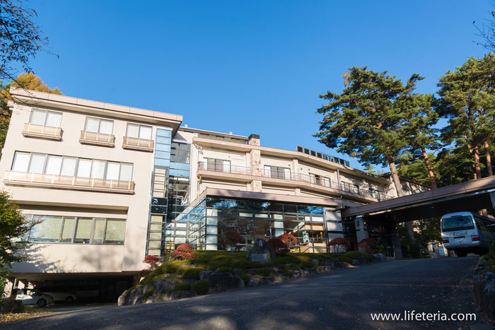 LifeTeria ブログ 駒ヶ根 湖畔の宿 すずらん荘
