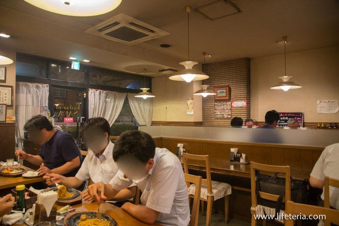 LifeTeria レストラン ナカ