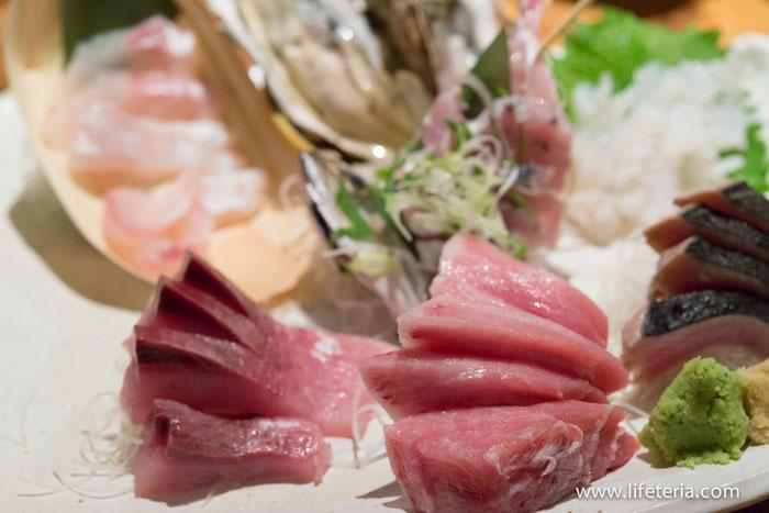LifeTeria ブログ 煮炊魚金