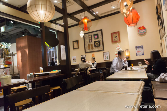 LifeTeria ブログ サイゴン 有楽町店