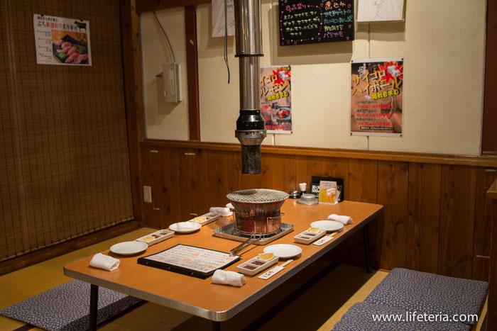 LifeTeria ブログ ホルモン焼肉ぶち 新宿店