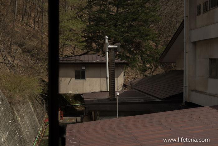LifeTeria ブログ 岳の湯温泉 雲渓荘