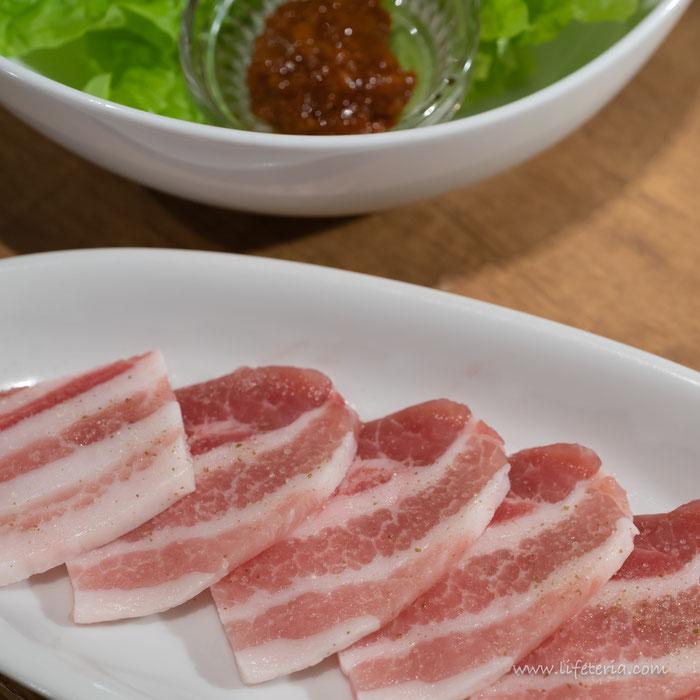 LifeTeria ブログ 田町 焼肉 PANCHAN パンチャン