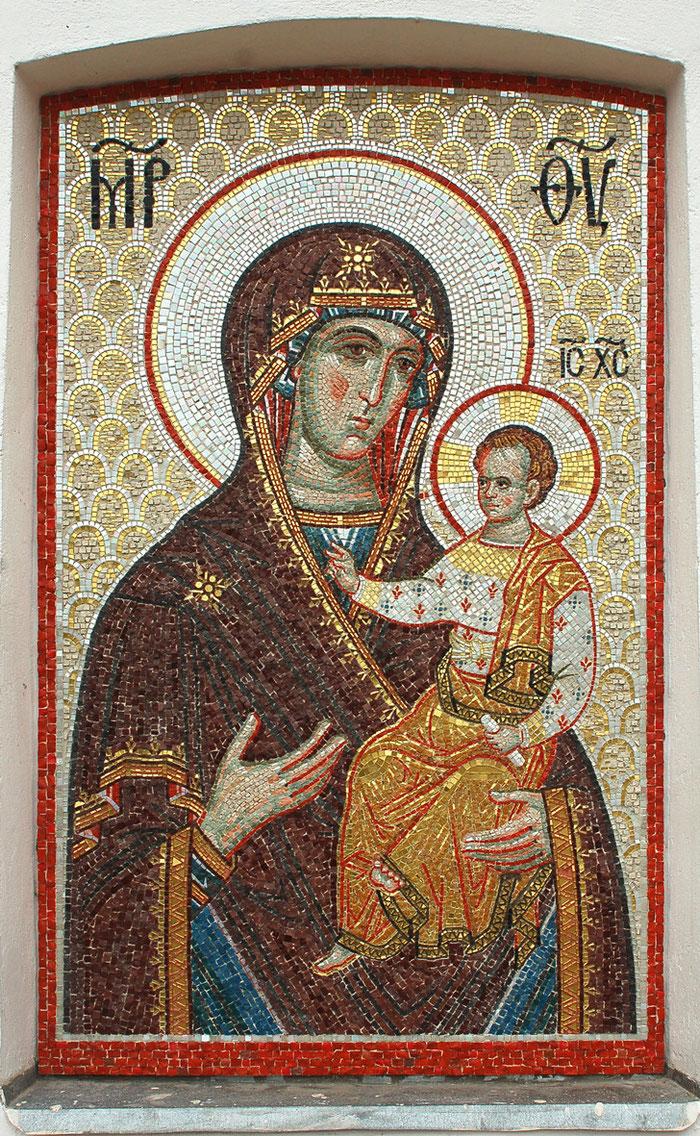 мозаика, мастерская мозаики, мозаичная мастерская Апостол, mosaic, mosaik, mosaico, orthodox, studio Apostle