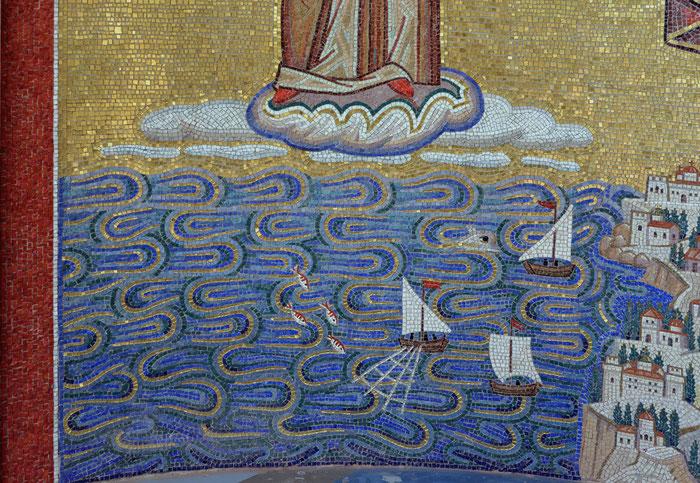 мозаика Афон