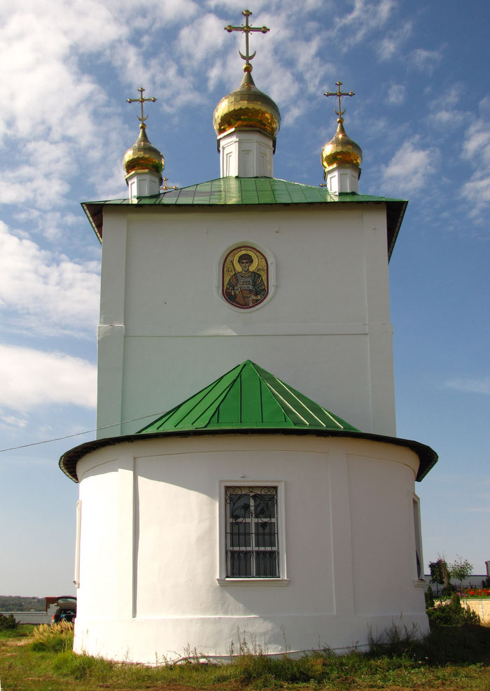 мозаика Димитрий Солунский, православная мозаичная мастерская Апостол